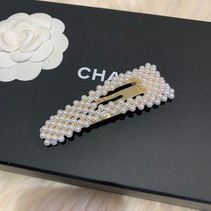 Chanel Pearl Hair Clip